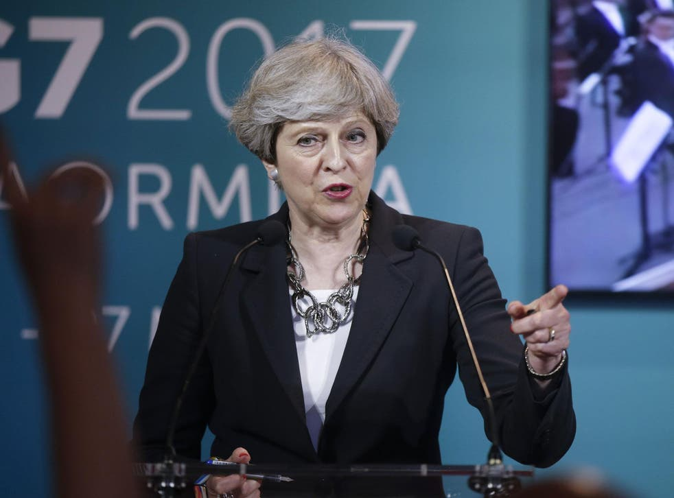 A clutch of polls has shown the Conservative lead over Labour shrinking