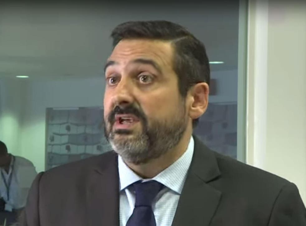 Action man: Alex Cruz oversaw controversial changes at BA