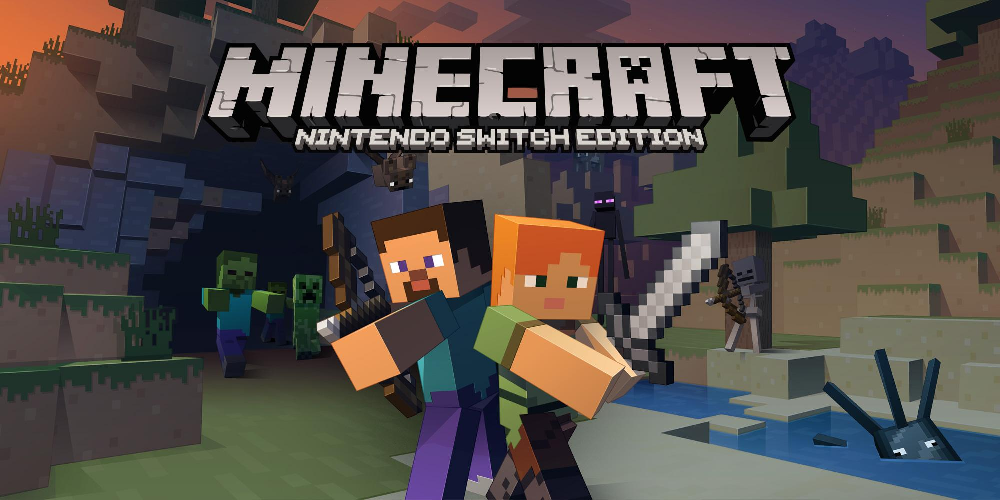 How To Make A Book Minecraft Xbox ~ Minecraft: switch edition review: an almost perfect handheld version
