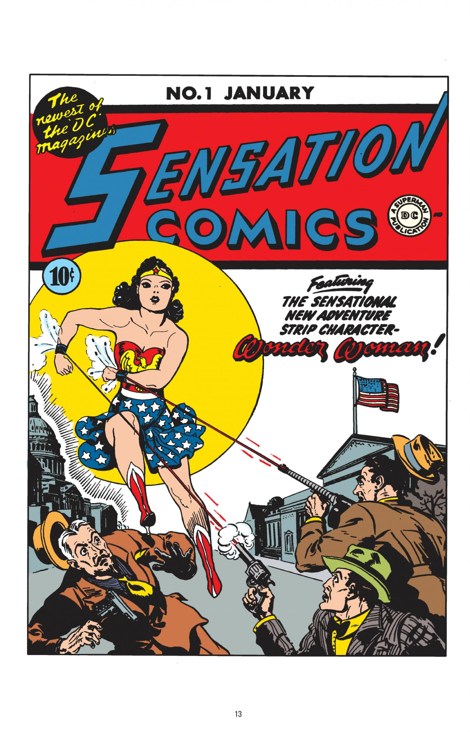 A look back at Wonder Woman's feminist (and not-so-feminist