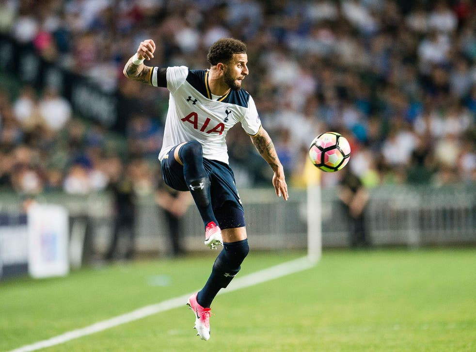Kyle Walker is understood to have fallen out with Mauricio Pochettino