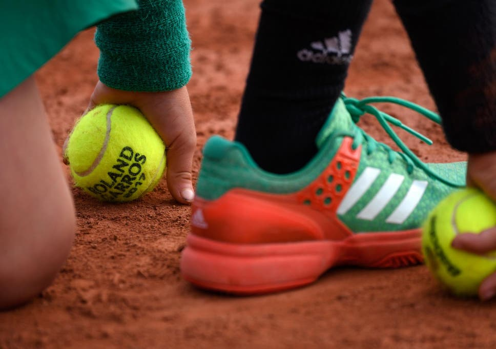 French Open Diary Day Two Home Hope Kristina Mladenovic Digs Deep