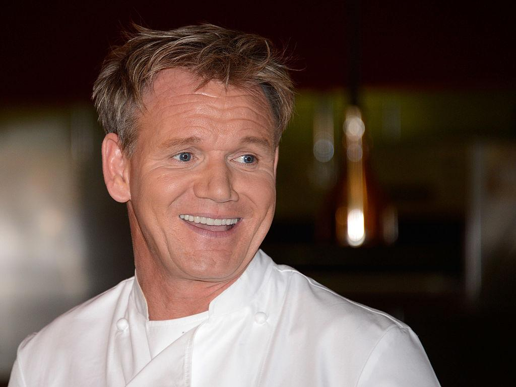 gordon ramsay We present to you gordon ramsay getting chewed out for making shitty pad thai.