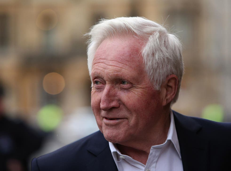 David Dimbleby believes this year's election will be a 'fascinating night'