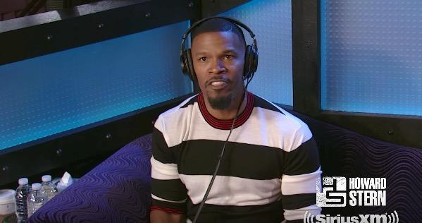 Jamie Foxx recalling Quentin Tarantino shouting at him on the Django Unchained set doesn't go where you'd think