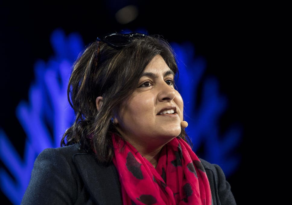 Baroness Warsi Said She Did Not Want The Veil Banned With A Government Diktat