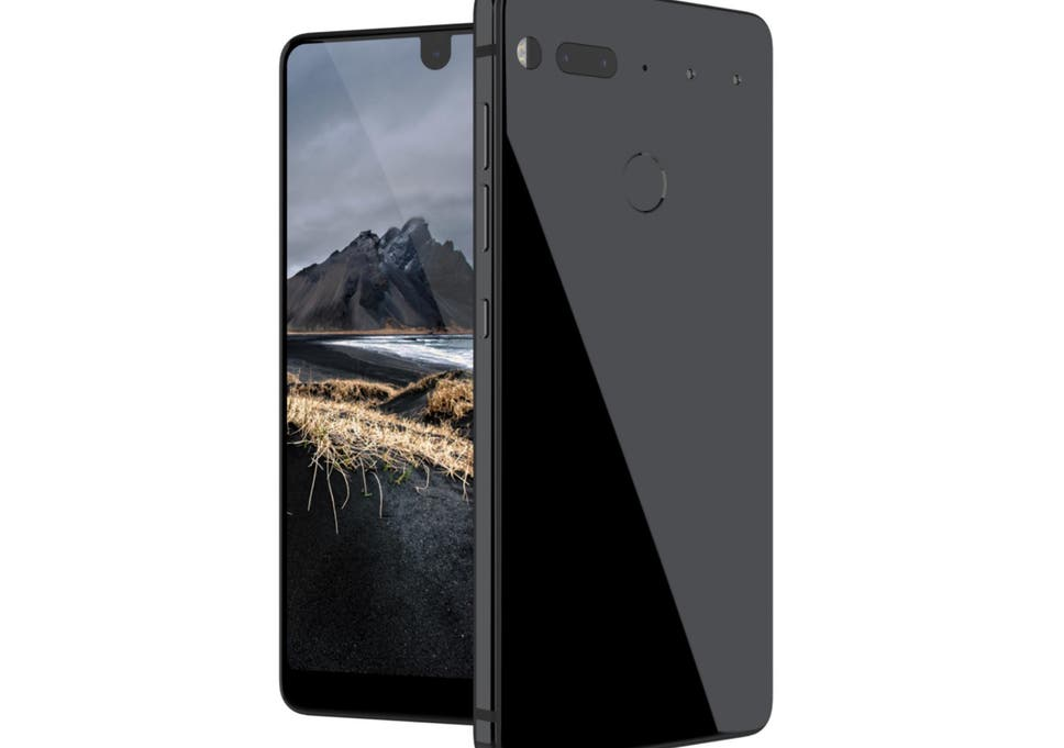 Essential Phone: Android creator debuts a stunning