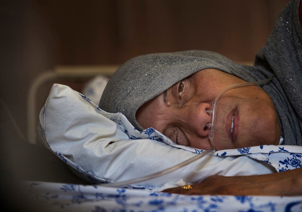 The lonely journey of a Palestinian cancer patient | The