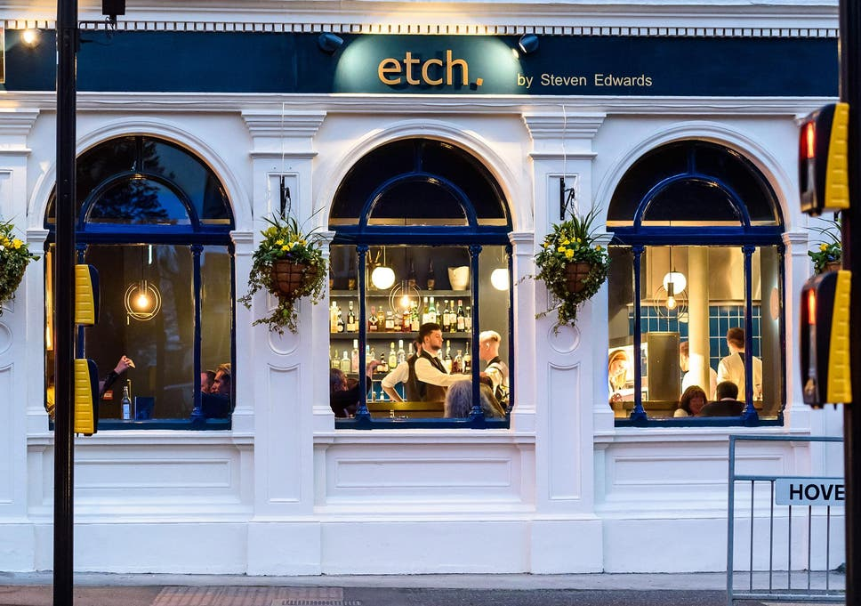 Etch Restaurant Review Brighton Casual Fine Dining From A