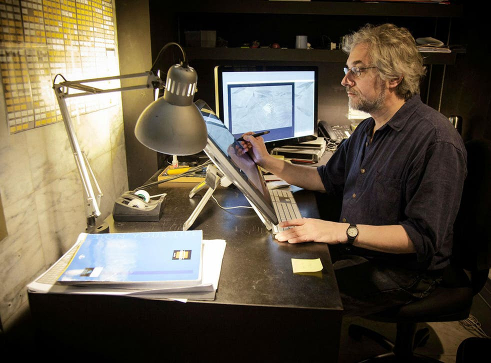 The UK-based Dutch animator Michaël Dudok de Wit has directed the new Studio Ghibli film 'The Red Turtle'