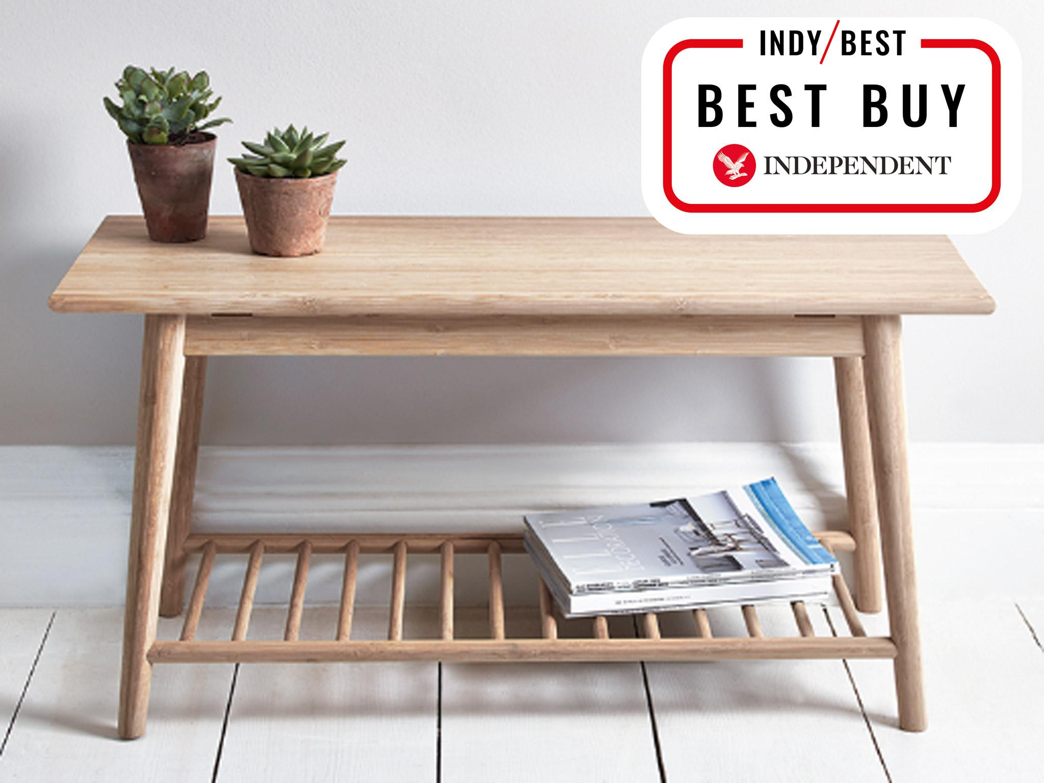 Material Coffee Table.10 Best Coffee Tables The Independent