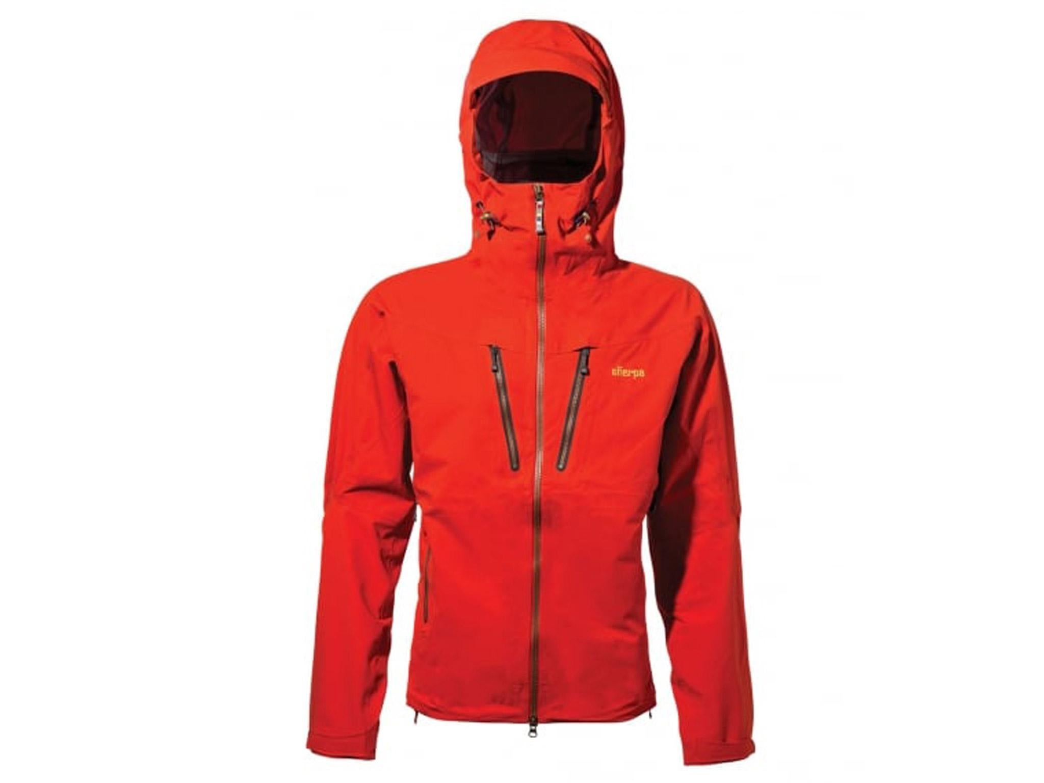 10 Best Mens Waterproof Festival Jackets The Independent Jaket Bomber If You Appreciate A Well Pocketed Jacket We Know Do Then Youll Love This From Sherpa Adventure Gear Brand Two Breast Pockets Are Large