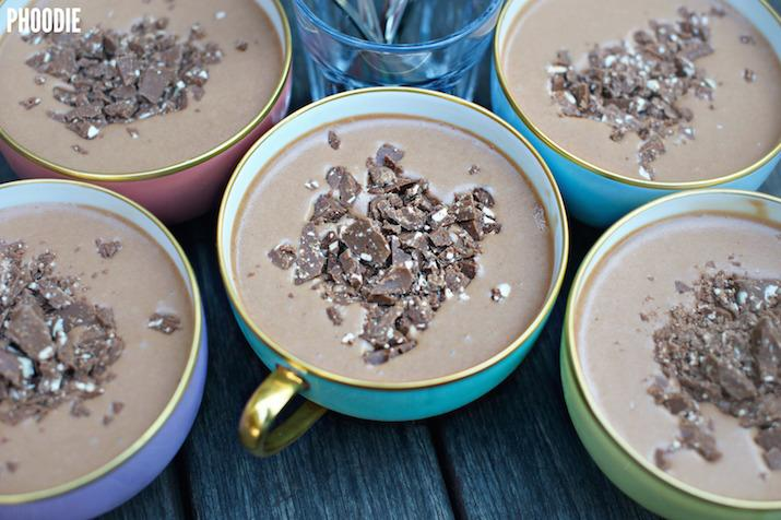 Three-ingredient Toblerone chocolate mousse that will 'make you weep'