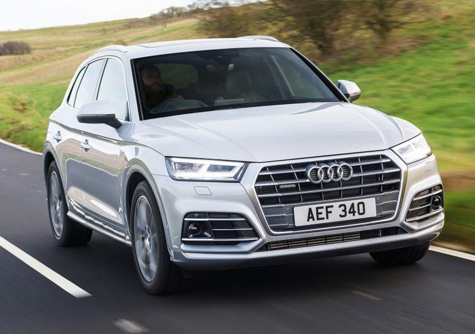 Audi Q Testing Audis Latest SUV The Independent - Audi suv q5