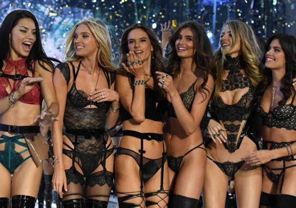 0b1cf76a2d These are the 9 highest-paid Victoria s Secret models