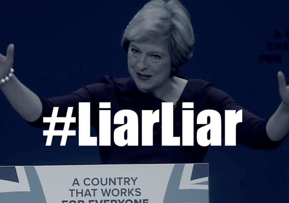 Liar Liar Ge2017: Petition launched calling to force radio stations