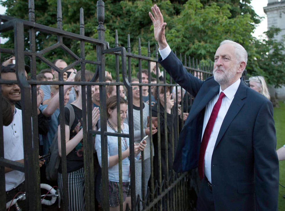 Labour leader Jeremy Corbyn could receive an unexpected late boost in the polls from disaffected Ukip voters
