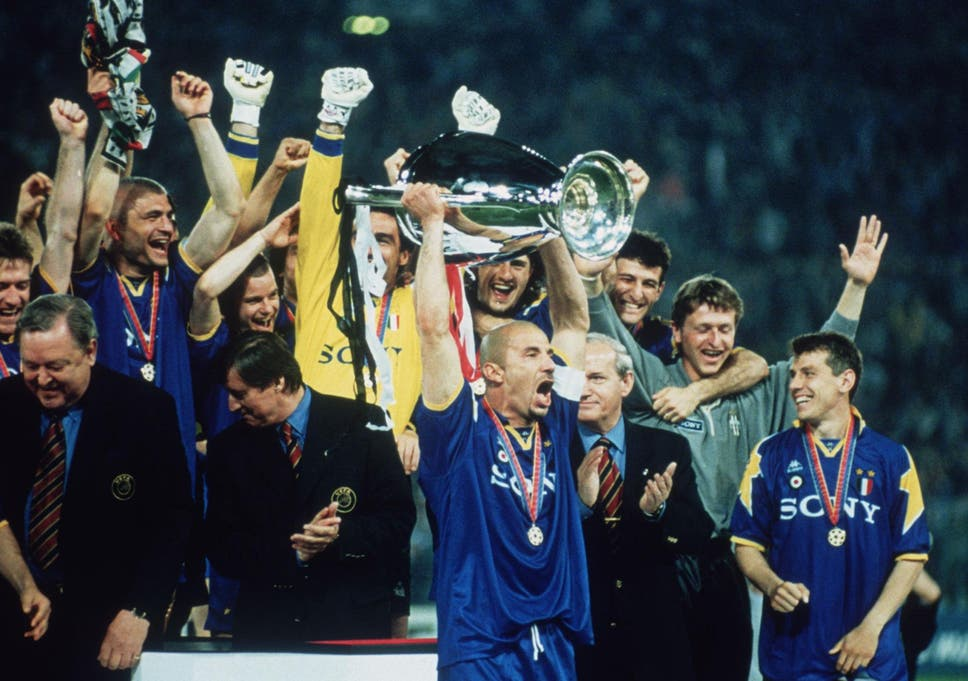 Image result for juventus champions league