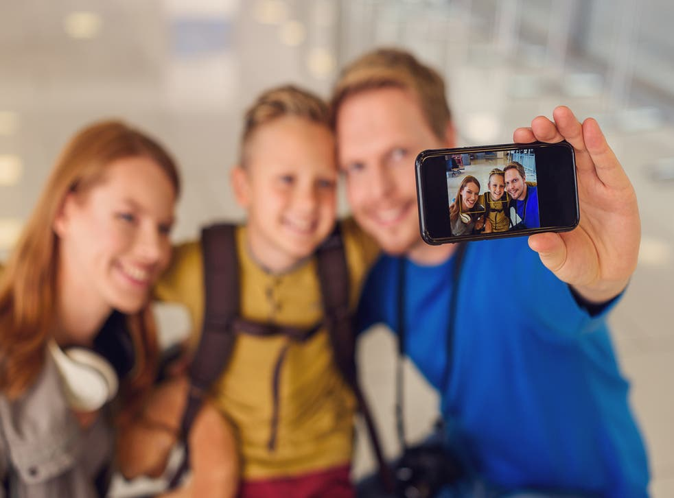 A 'selfie' could replace your boarding pass