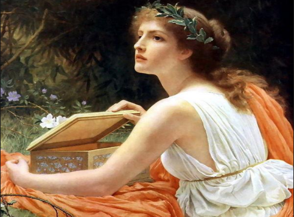 Pandora and her box (unknown artist): Labour advises not lifting that particular lid