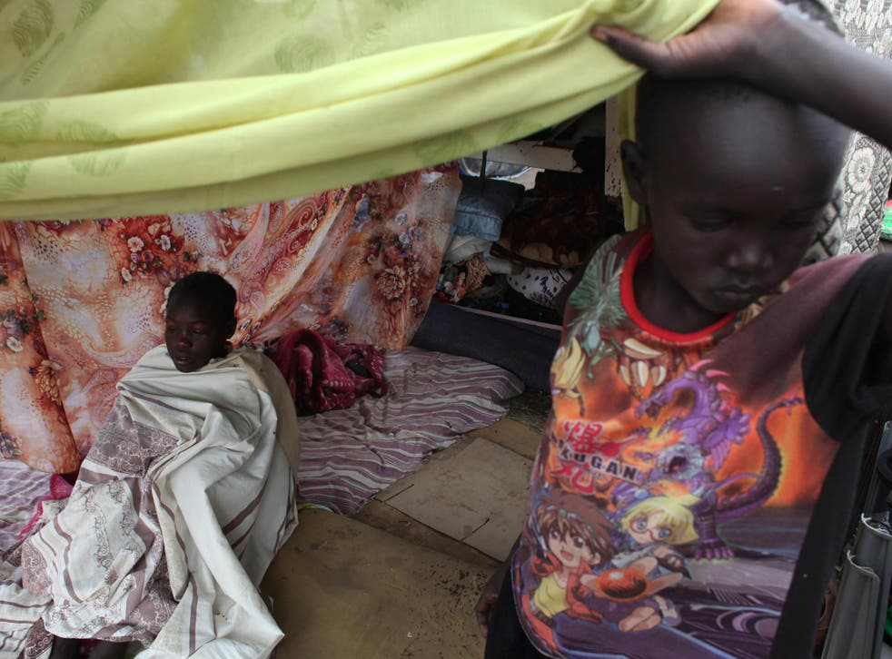 The UN said the children died of 'severe sepsis' and 'toxicity'