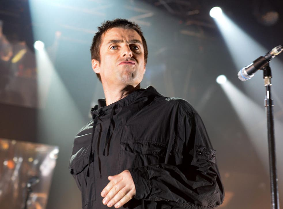 Liam Gallagher To Appear On Channel 4 Celebrity Gogglebox Special The Independent The Independent