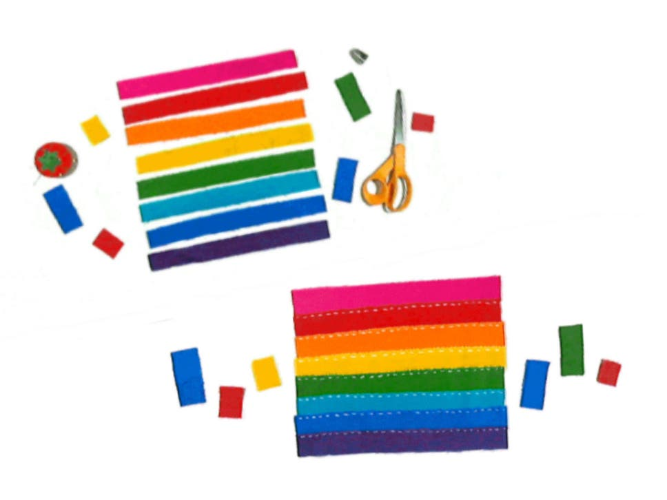 Gilbert baker all you need to know about the man who designed the bakers design has become a prominent symbol in the lgbtq community fandeluxe Image collections