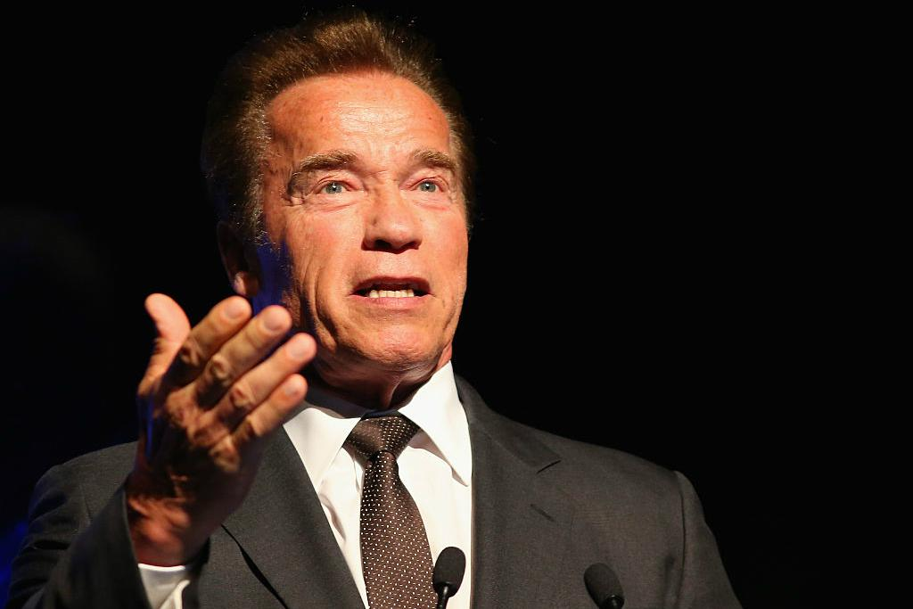 Arnold Schwarzenegger - latest news, breaking stories and comment