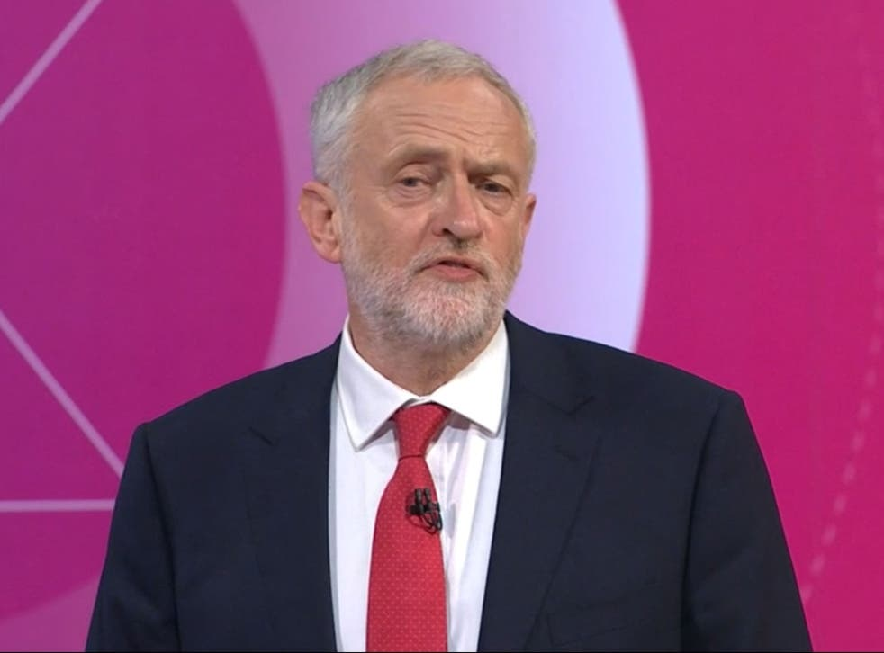 Jeremy Corbyn says the UK government is turning a blind eye to Saudi Arabia's funding of extremist groups