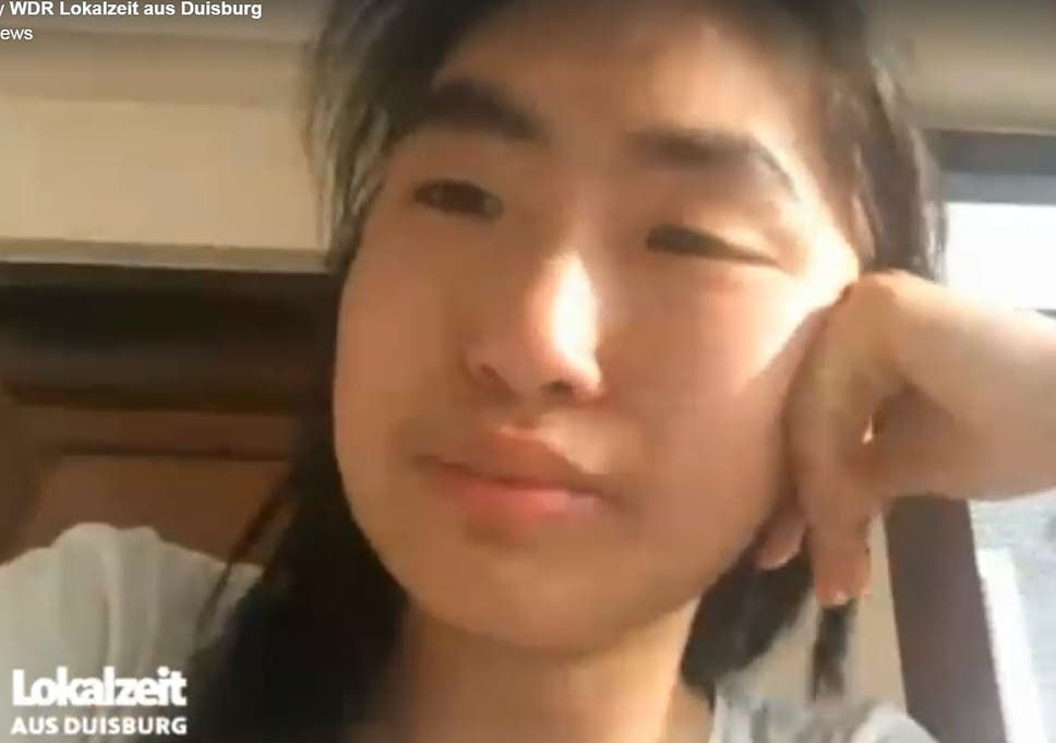 sobbing schoolgirl removed from class and deported to country she