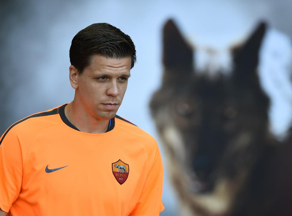 After two years at the club on loan, Roma decided against signing Szczesny