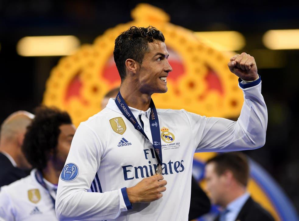 Cristiano Ronaldo has won a total of four Ballon d'Ors throughout his career