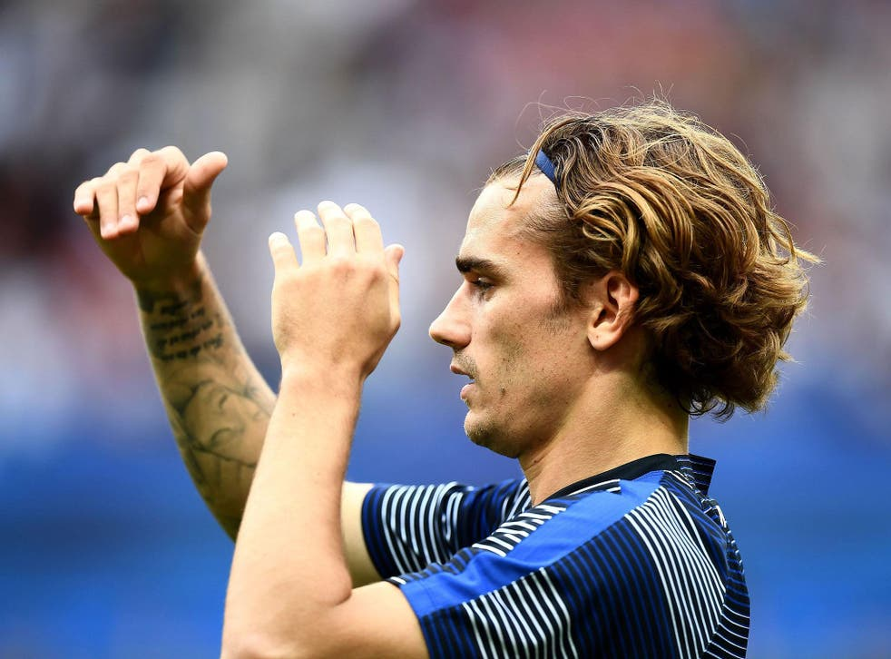 Antoine Griezmann has confirmed his intention to stay at Atletico Madrid for another year