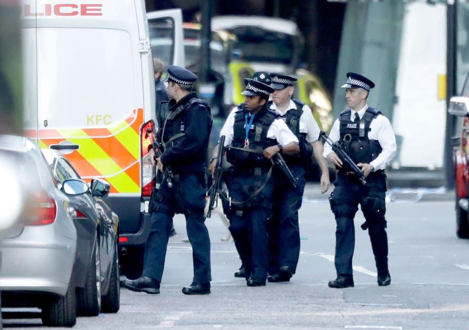 London terror attack: Muslim Council of Britain says London