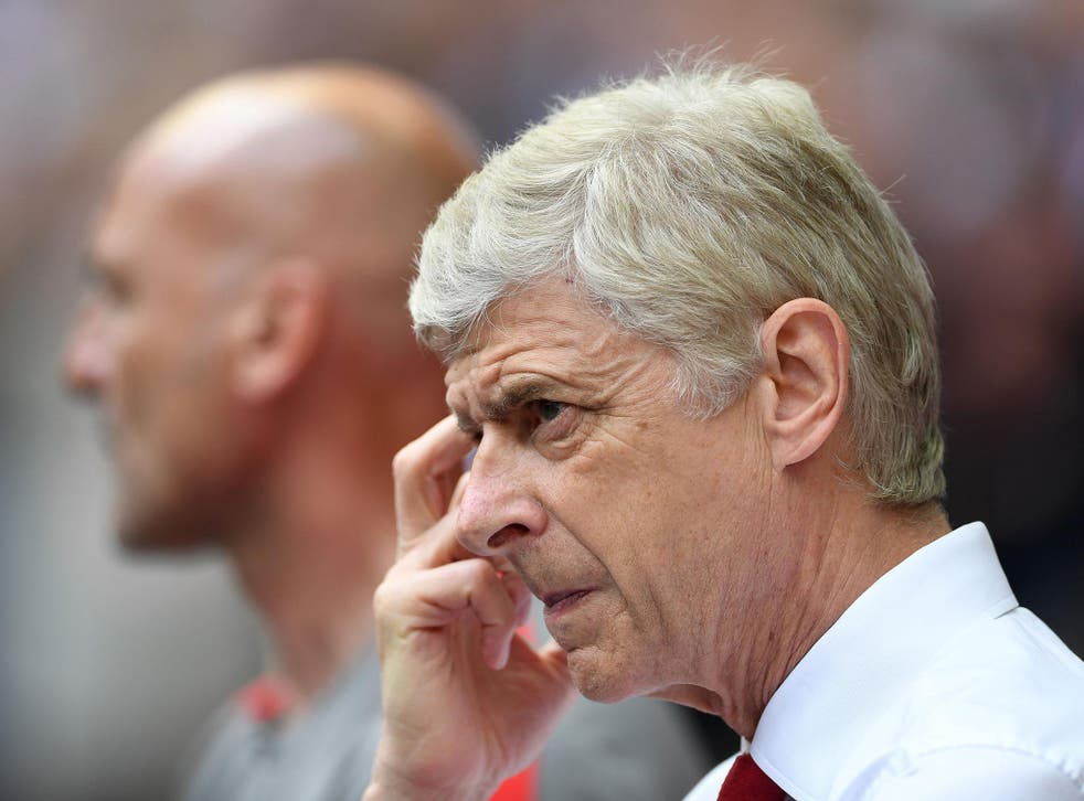 Arsene Wenger fears Arsenal won't be able to spend as much as their rivals