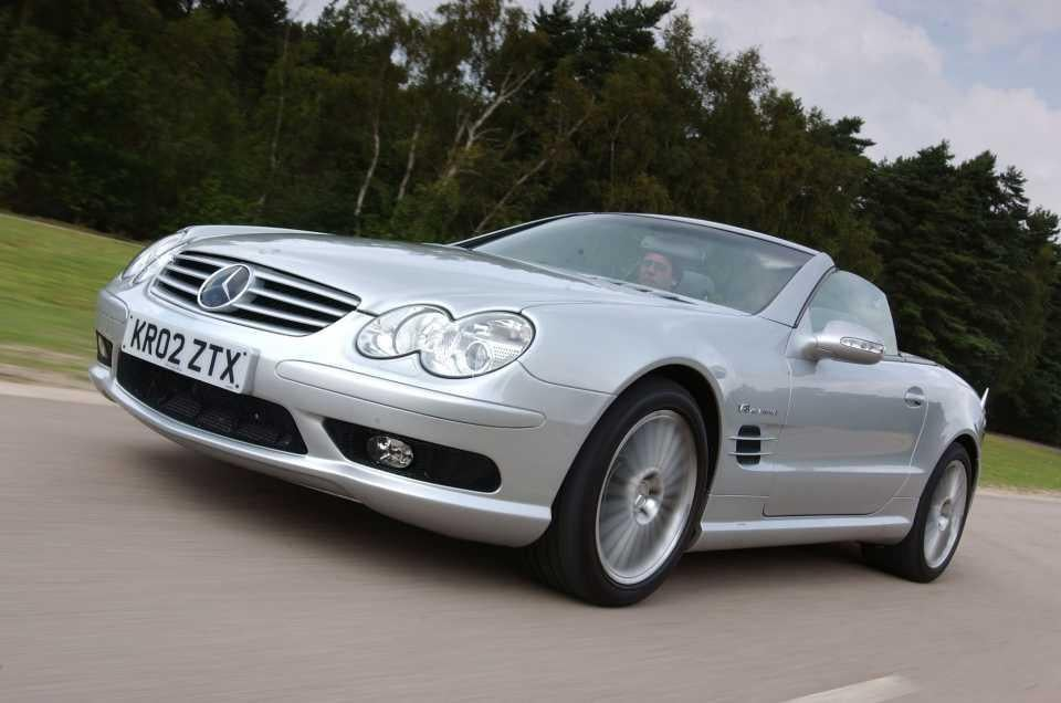 Ten of the best convertibles for under £10k