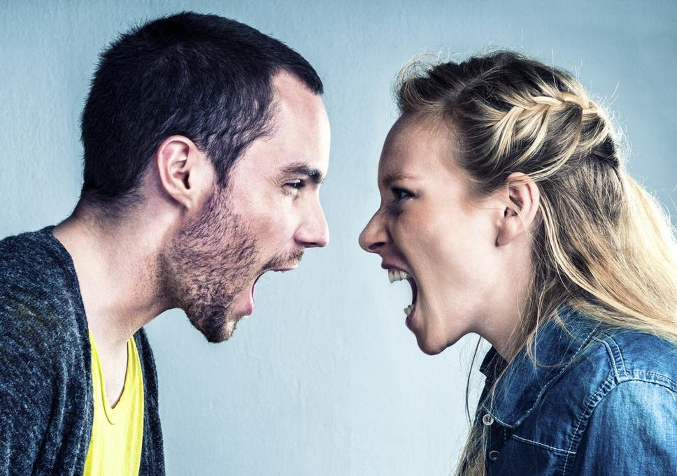 how to diffuse an argument with your spouse