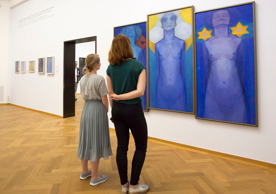 The Discovery Of Mondrian Gemeentemuseum The Hague Review How