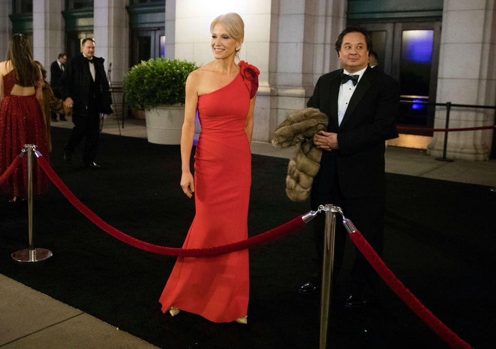 Critics Of Vouchers Say Theyre Marred >> Kellyanne Conway S Husband Schools Trump While Appearing To Defend