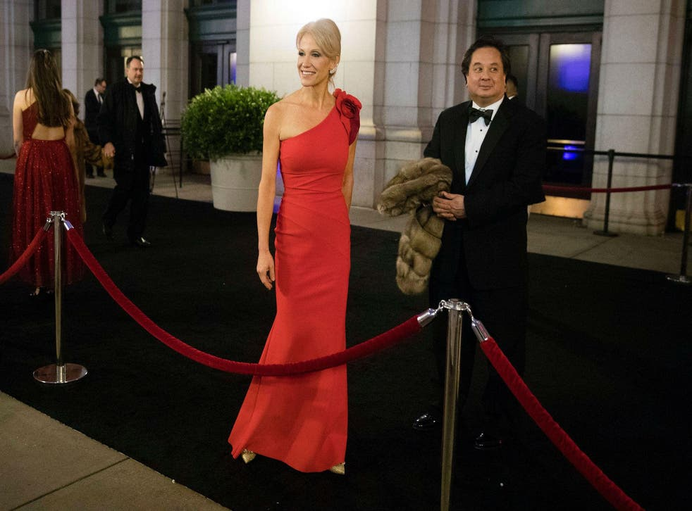 <p>George Conway has been a regular critic of Mr Trump on Twitter</p>