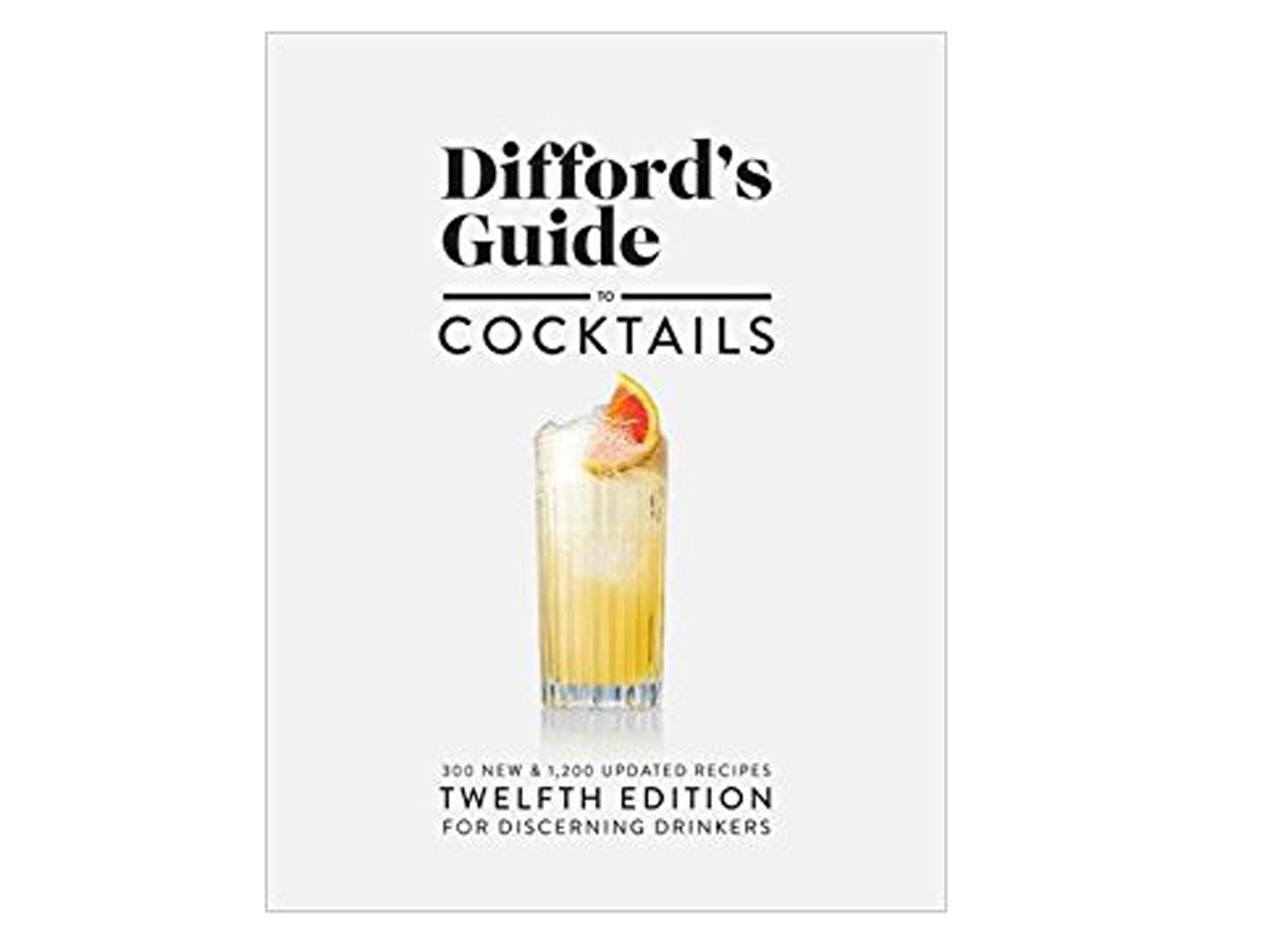 Cocktail Recipes Pdf