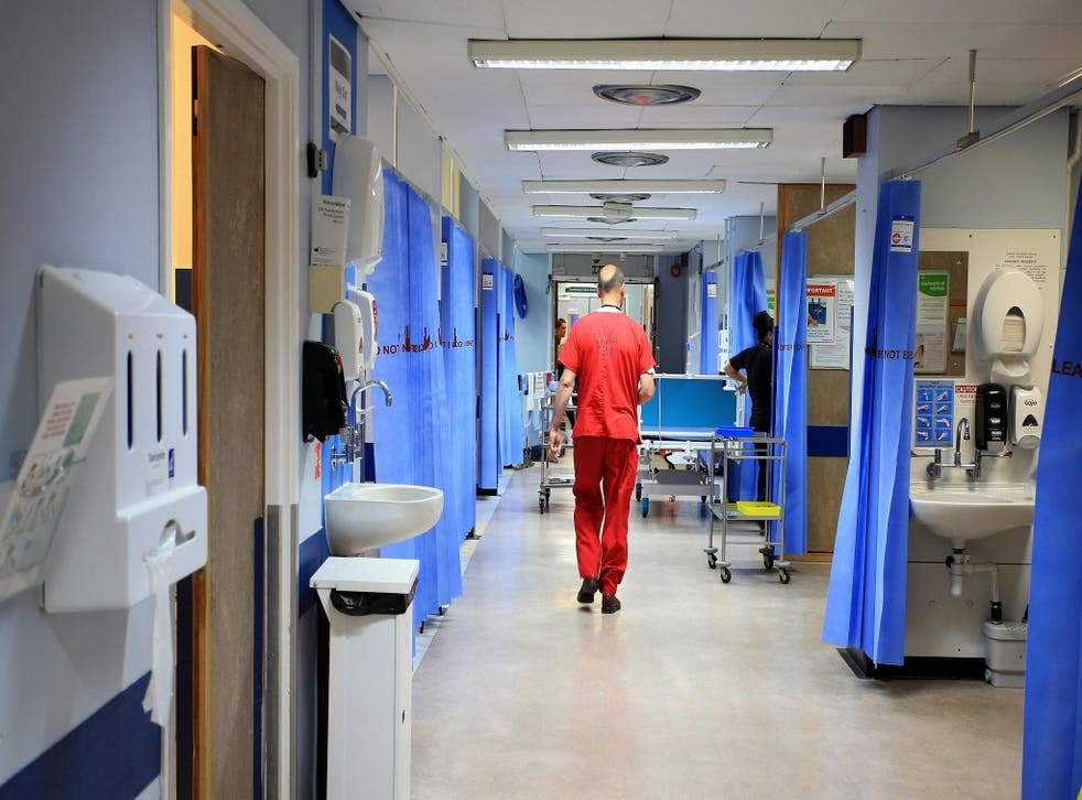 Hospital workers – including doctors, nurses and paramedics – use the service to contact each other