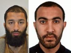 Two London Bridge terror attack suspects named
