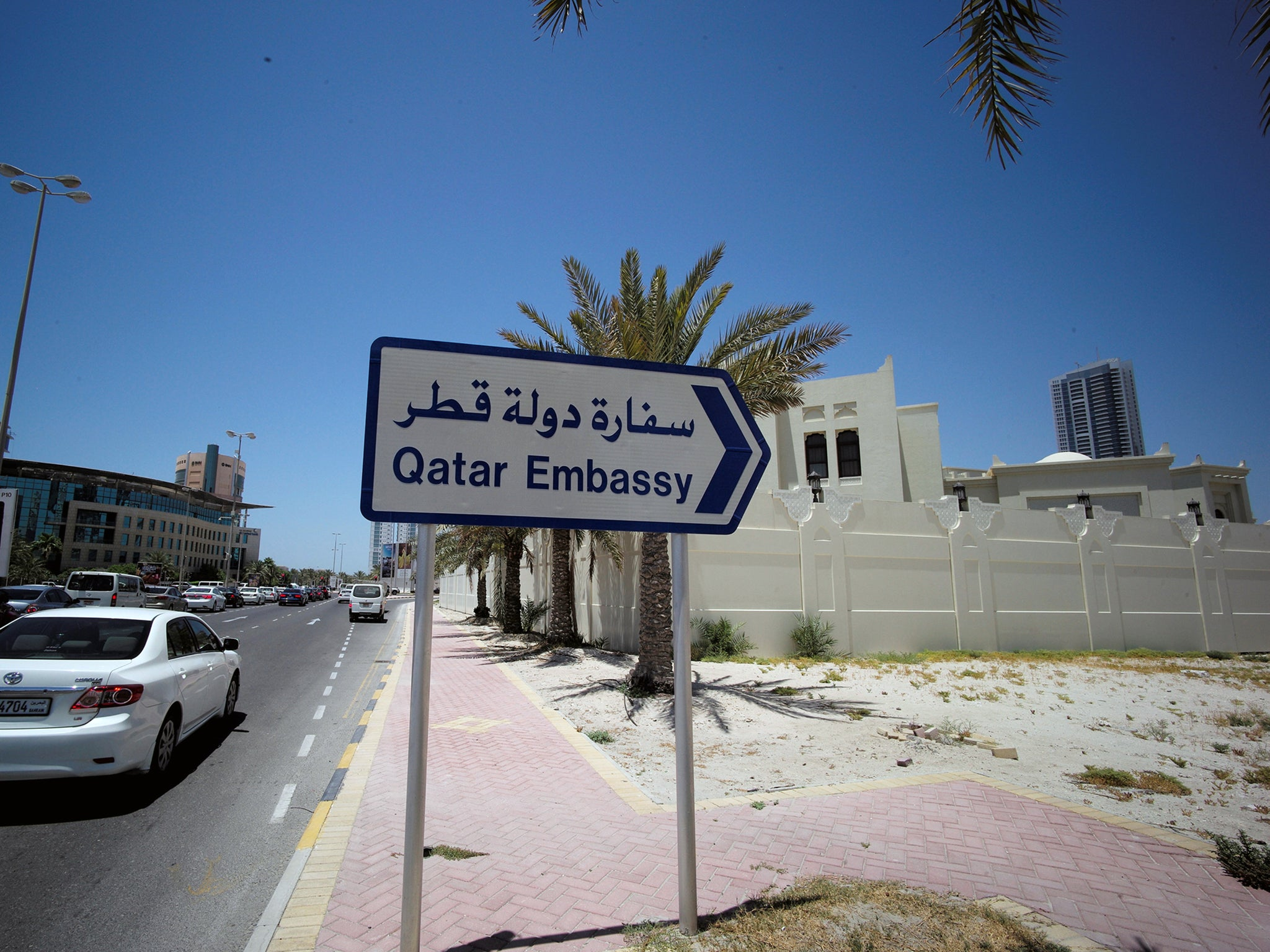 This is the real story behind the economic crisis unfolding in Qatar