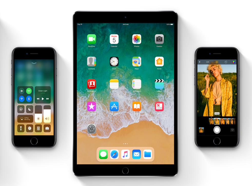 iOS 11 will arrive as a free update this autumn
