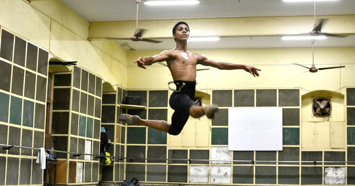 Welders's son from Mumbai accepted into world-leading ballet school