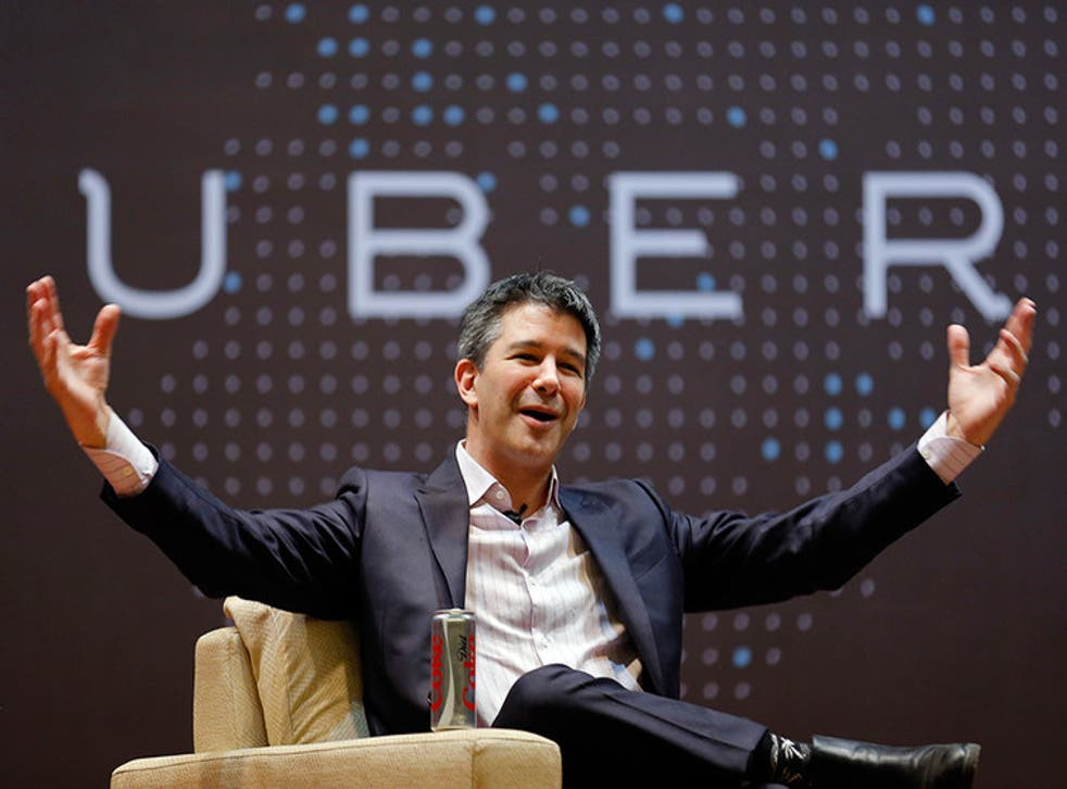 Whole world in his hands? Uber chief Travis Kalanick has to step up the company's game for it to stay ahead of the pack