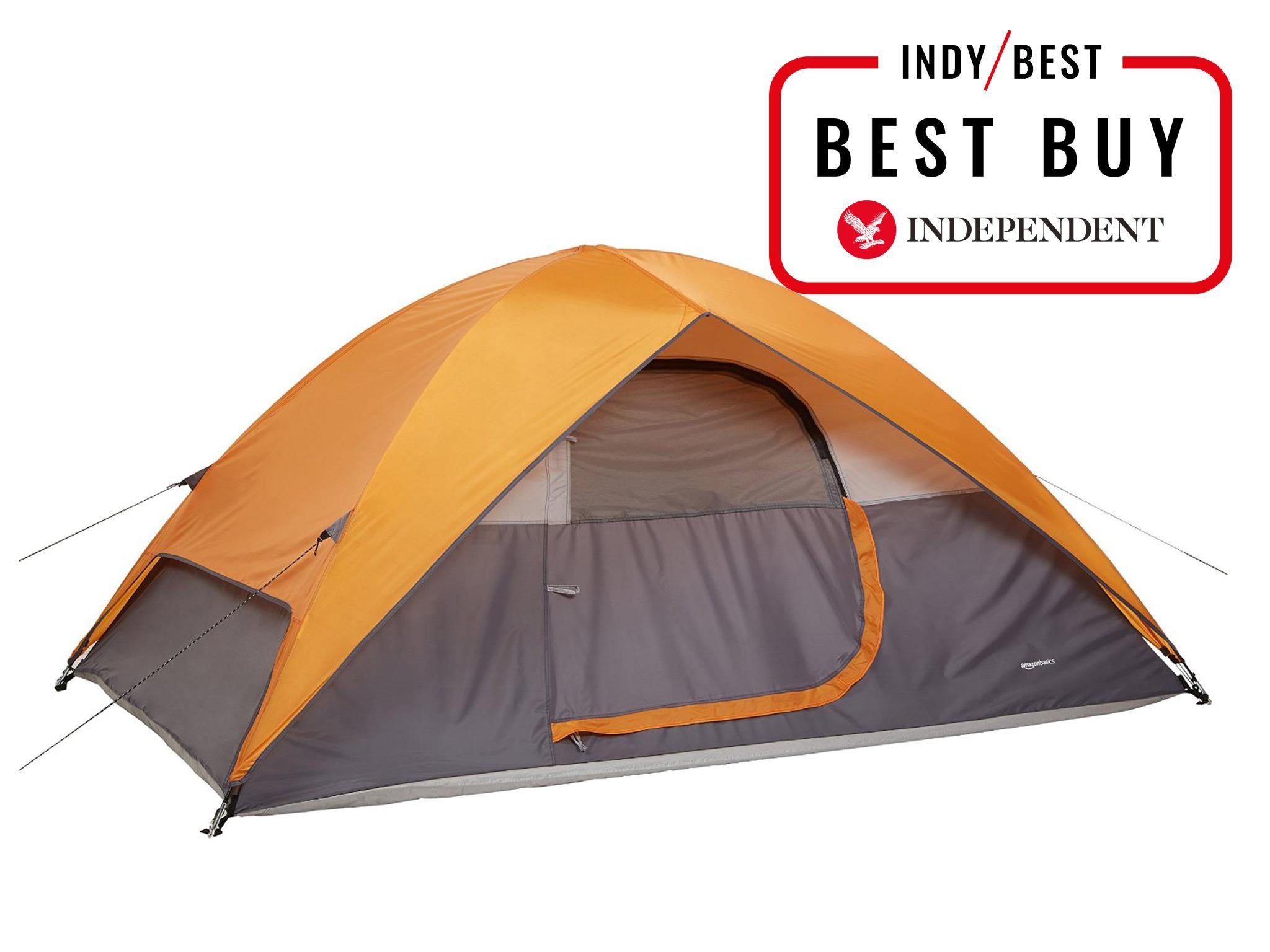 775f61810d7 AmazonBasics Tent  £49.99