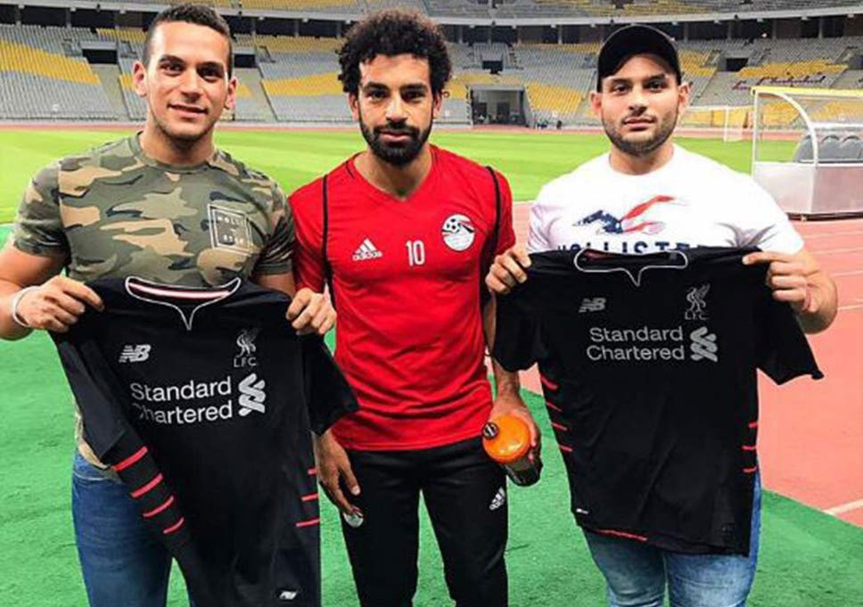 29c5e60cc Mohamed Salah could be the first of seven new signings for Liverpool this  summer