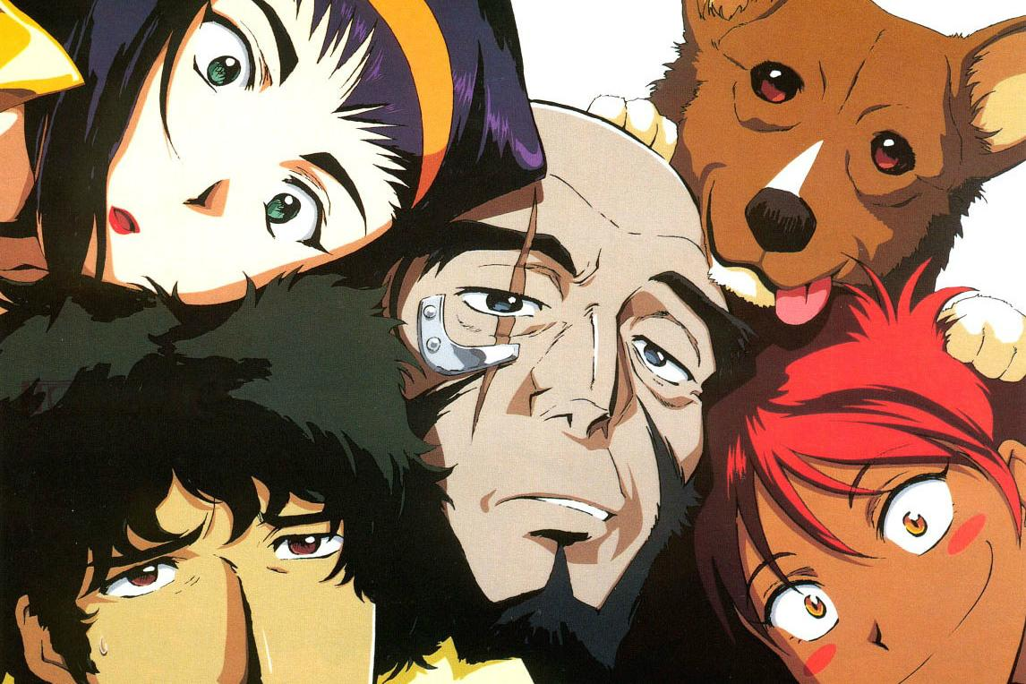 Cowboy bebop netflix to make live action version of classic 1990s anime tv series